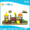 New Plastic Children Outdoor Playground Kids Toy Castle Series (FQ-CL0261)