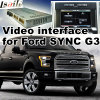 Car Video Interface for Ford Sync G3 Kuga Focus Fiesta Edge Fusion Mondeo Ecosport etc, Android Navigation Rear and 360 Panorama Optional
