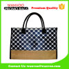 Customized Fashion Promotional Cotton Bag Canvas Tote Shoulder Handbag for School & Beach