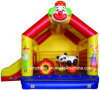 Inflatable Clown Jumping Castle Bounce Inflatable Bouncer for Kids