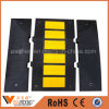 China Factory Direct Sales Rubber Road Hump, Traffic Speed Bump Stop Rubber