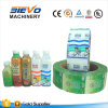Customized Plastic Shrink Wrap Bottle Label for American Customers