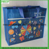 Non Woven Supermarket Shopping Bag, with Custom Design and Size