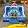 New Design Square Ocean Theme Inflatable Aquarium Fun Park (AQ01745)
