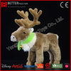 Christmas Gift Stuffed Animal Caribou Soft Toy Plush Reindeer for Kids