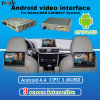 Auto Android Multimedia Navigation HD GPS Video Interface for 2014-2016 Mazda2 Support Bt/WiFi/AV Output