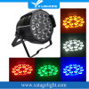 High Quality 18PCS LED PAR Can Light RGB with Ce, RoHS Certificate