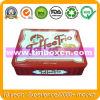 Rectangular Cookies Tin for Food Tin Packaging, Biscuit Tin Box