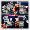 Glass Smoking Pipe Female to Male Portable Ash Catchers