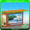Outdoor Bus Shelter-Solar Bus Shelter-Advertising Bus Shelter