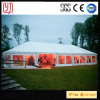 30FT X 90FT Frame Tent Inside with Tables Large Wedding Party Tent