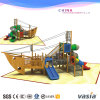 Children Attractive Wood Outdoor Playground Equipment (VS2-6106B)