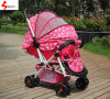 Baby Stroller Lightweight Bag Baby Pram Buggy Carrying Trolley Big Storage