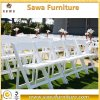 Wedding Rental Use White Strong Resin Folding Chair