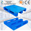 1200X1000 3 Runners Bottom Smooth Surface Heavy Duty Plastic Pallet