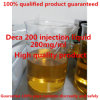 Effective Injectable Anabolic Steroids 200mg/Ml Deca 200 Nandrolone Decanoate for Man Bodybuilder