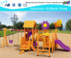 Environmental Wooden Outdoor Playground for Kids (HA-10601)