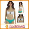 Women Black Arrow Swimwear Swimsuit Sexy Bikini (KS610201)