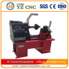 Hydraulic Wheel Rim Straightening Machine with Lathe