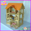 Wooden Doll House (WJ276662)