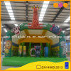 Zoo Theme Inflatable Jumping Bouncer for Kids (AQ230-6)