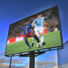HD P6 Outdoor LED Billboard for Football Field