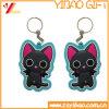 Hot Sale Cute Design Soft PVC Keychain (YB-LY-PK-01)