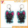 Hot Sale Fashion Design Soft PVC Keychain (YB-LY-PK-01)