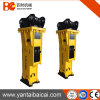 Yantai Hydraulic Breaker Hammer for 20 Tons Excavator (YLB1400)