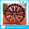Red Eco-Friendly Wheel Hub Spray Powder Paint