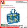Clear Transparent PVC Cosmetic Bag with Zipper