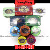 Acrylic Poker Chip Set 760PCS (FM-FOCP003)
