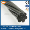 Construction Material ASTM A416 Grade 270 PC Steel Strand