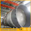 Carbon Steel Water Storage Tank Fabrication for Water Treatment