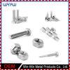 Stainless Steel Types Simple Machine Flat Head M6 Screw