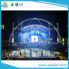 Guangzhou Truss Manufacturer Outdoor Stage Roof Lighting Global Aluminum Spigot Truss