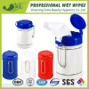 Mini Canister Wet Wipes with Key Chain