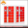 Steel Smart Barcode Parcel Luggage Storage Electronic Locker