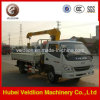 T-King Light Truck with 2 Ton Loading Crane