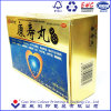 Best Selling Top Quality Gold Card Paper Packaging Box