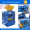 Qt4-24 Tanzania Brick Making Machine for Sale, Hollow Brick Machine