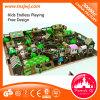 Kids Indoor Playground Toy Naughty Castle Amusement Park Equipment