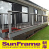 Aluminium Balustrade out of House
