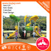 Multi-Functional Large Playground Set Slide