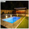 Super White Toughened Glass for Hotel Swimming Pool Fence