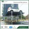 Gg Lifters 2 Layer Underground Auto Vertical Car Parking Lift/Hydraulic Car Parking