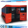 Ipg/Raycus 1000W Fiber Laser Cutting Machine with Enclosure and Exchanging Pallet