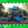 Children Playground Outdoor Slide in Amusement Park Playground