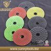 100mm 125mm Diamond Polishing Pad for Stone Polishing (TY-PL-01)