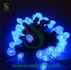 Blue Color LED Diamond String Light for Outdoor Indoor Decoration